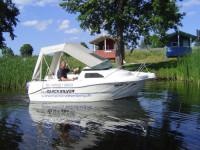 Motorbootvermietung